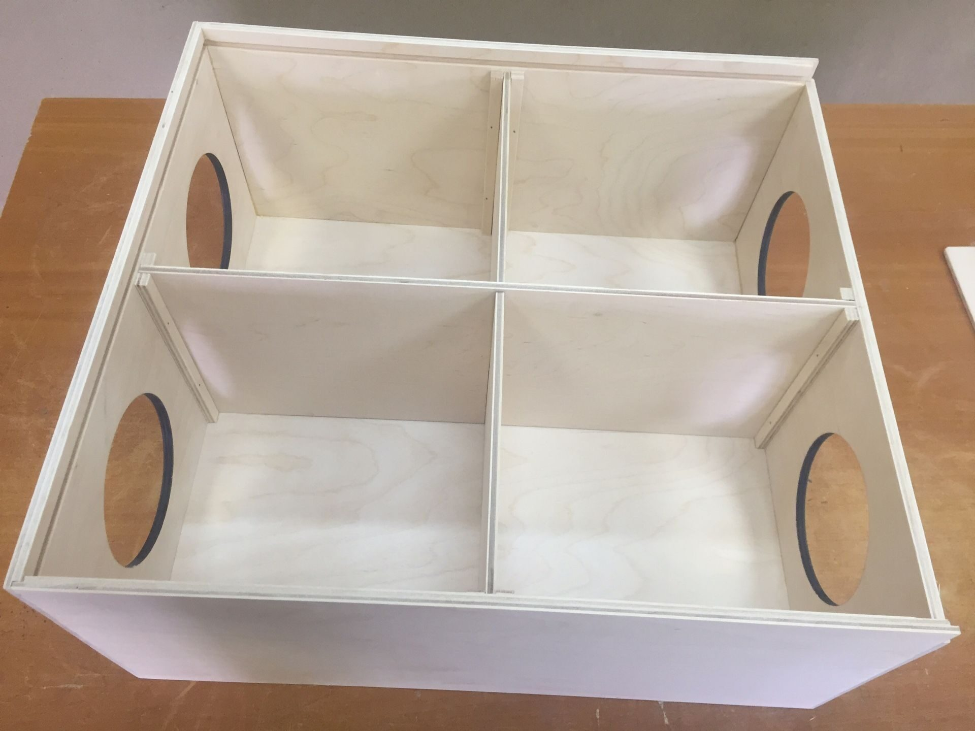Коробка из фанеры как сделать